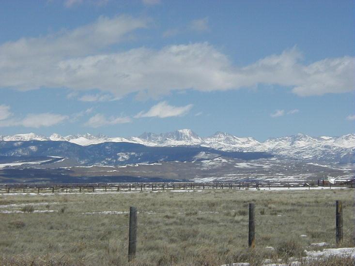 Cora Wyoming